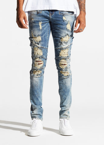 Montana Denim (Vintage Blue)