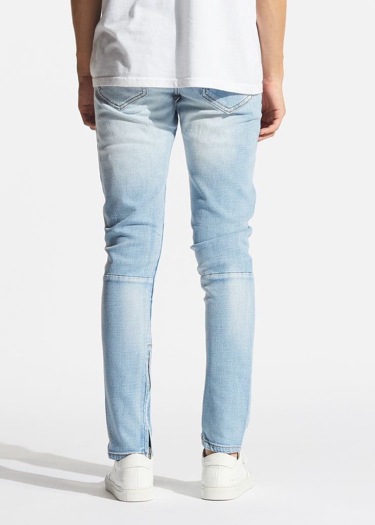 Pacific Denim (Light Blue)