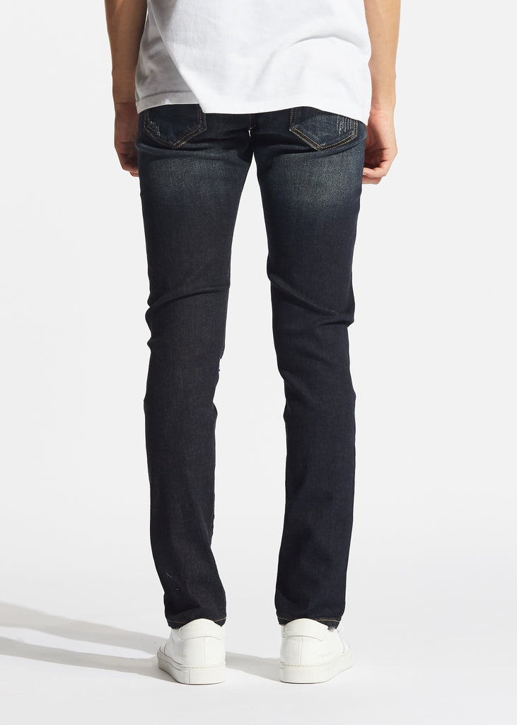 Atlantic Denim (Dark Blue Ripped)