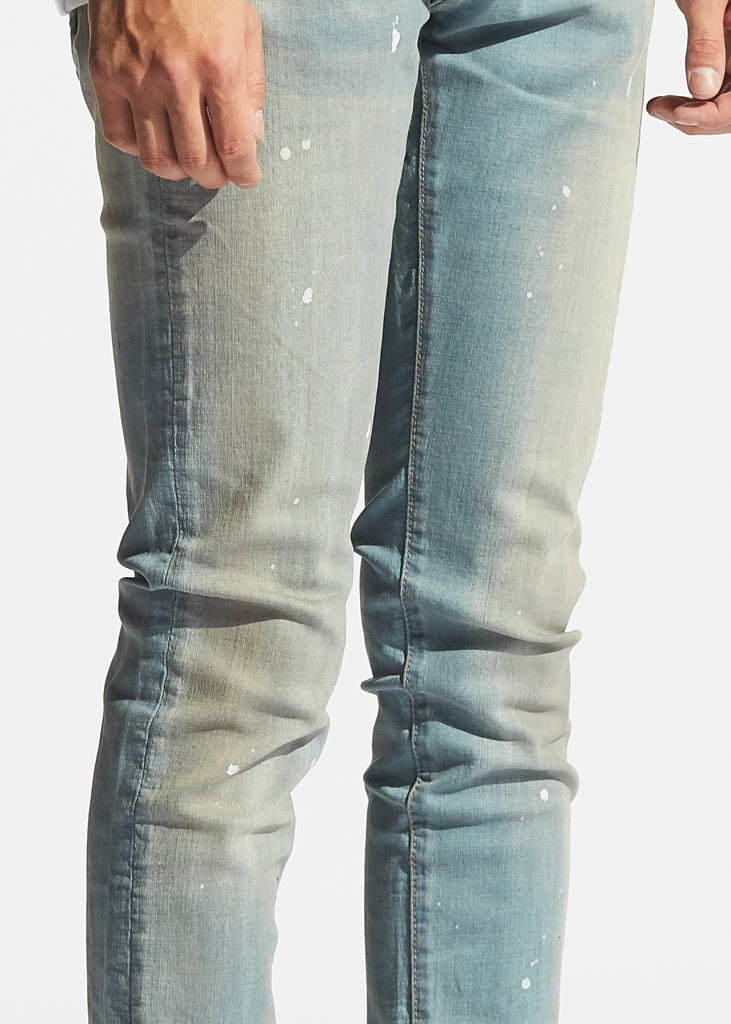 Atlantic Denim (Blue Sand Paint)