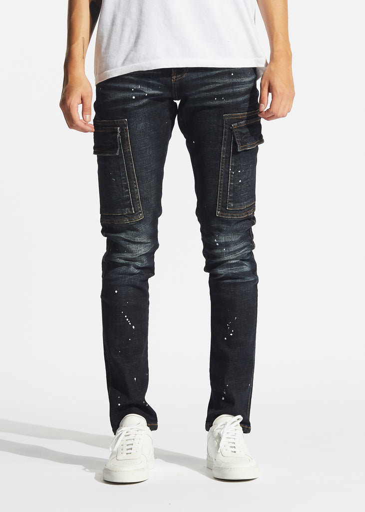 Horologium Cargo Denim (Dark Blue Paint)