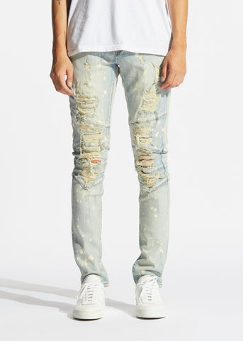 Mountain Cargo Denim (Camo)