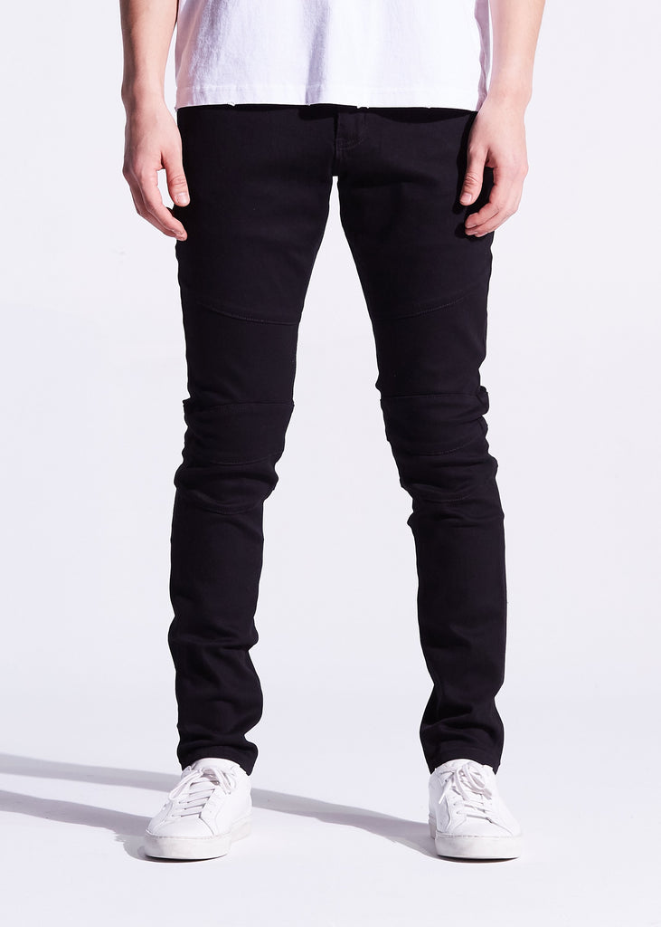 Barias Denim (Black)