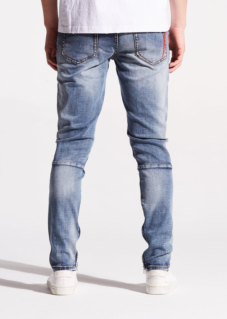 Pacific Denim (Blue Patch)
