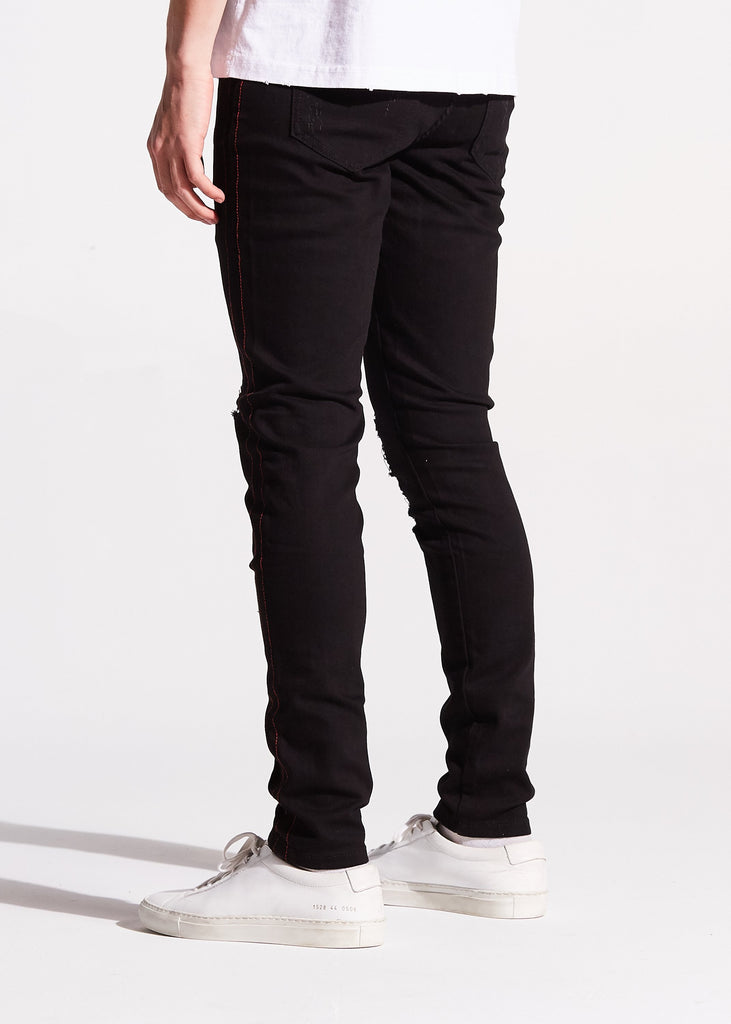 Atlantic Denim (Black)