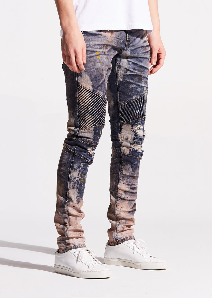Skywalker Biker Denim (Bleach)