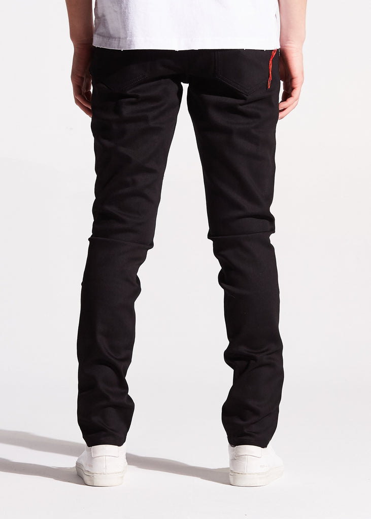Warhol Denim (Black)