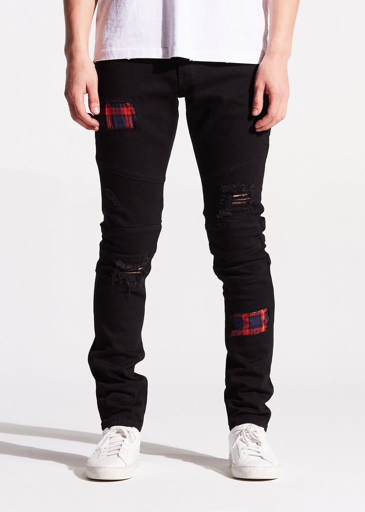 Rivera Denim (Black)