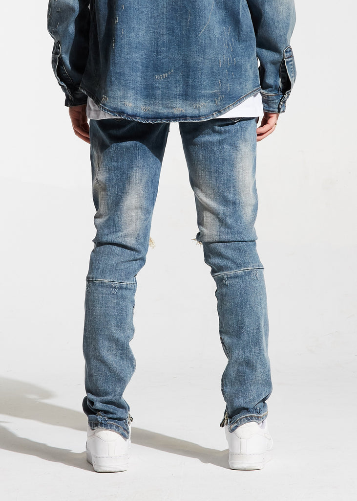 Pacific Denim (Stone Wash)