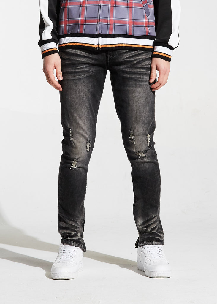 Pacific Denim (Black Stone Wash)