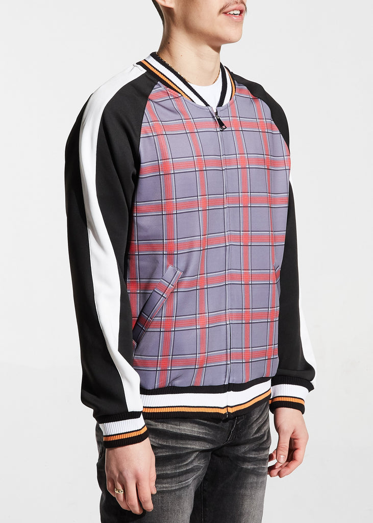 Miller Plaid Jacket