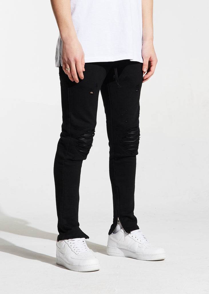 Walsh Sweatpants (Black)