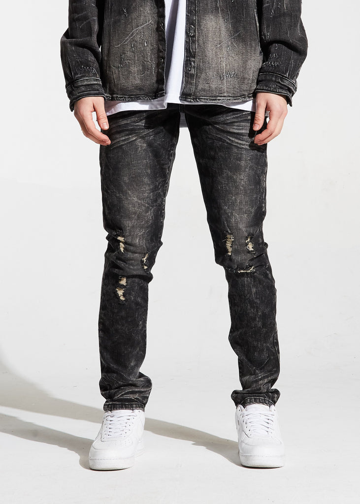Atlantic Denim (Stone Black)