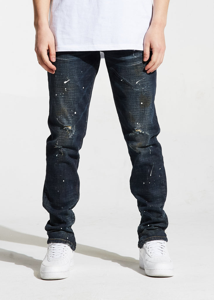 Pacific Denim (Dark Blue)