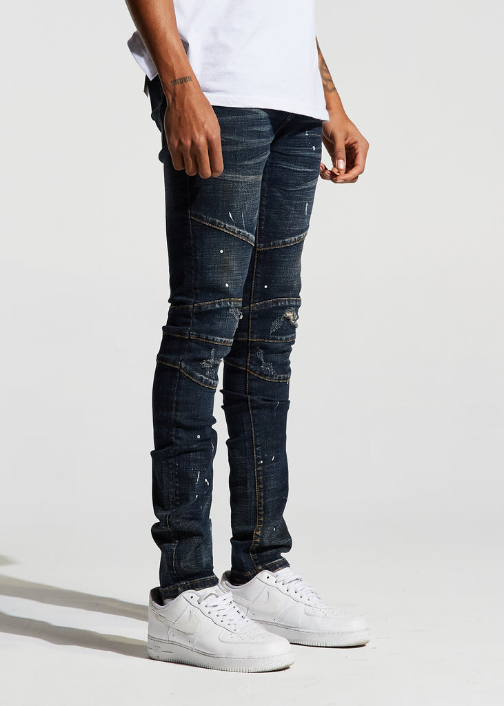 Montana Denim (Deep Blue)