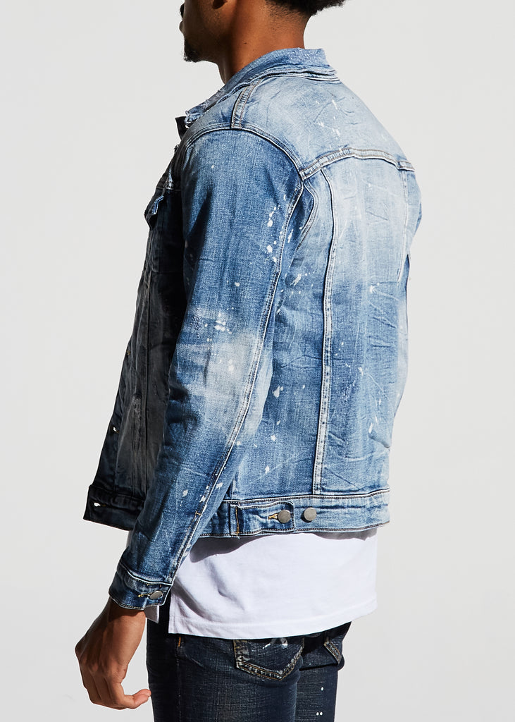 Porter Denim Jacket