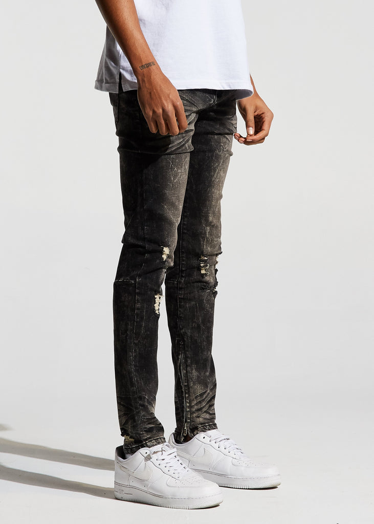 Pacific Denim (Black Wash)
