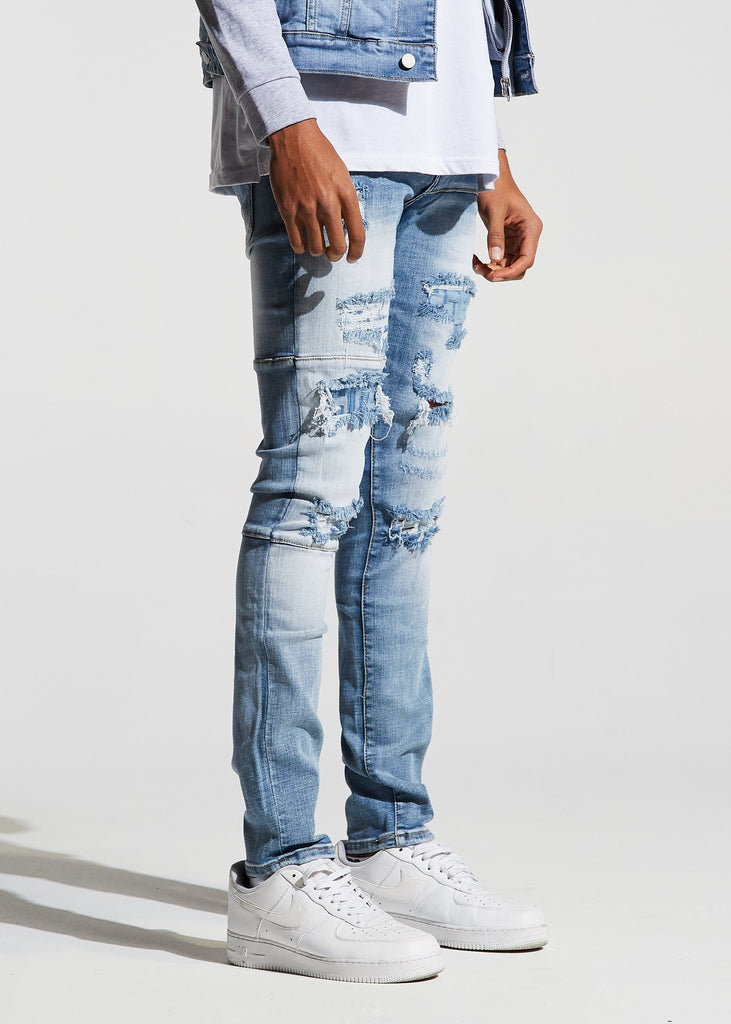 Atlantic Denim (Blue Ripped)