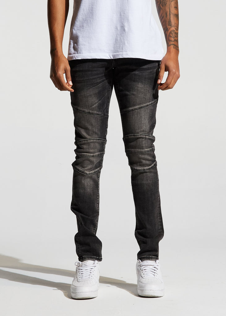 Montana Denim (Black Stone Wash)