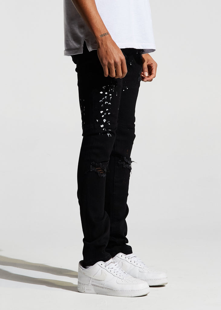 Tony Denim (Black)