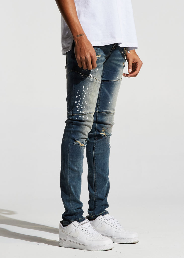 Tony Denim (Blue)