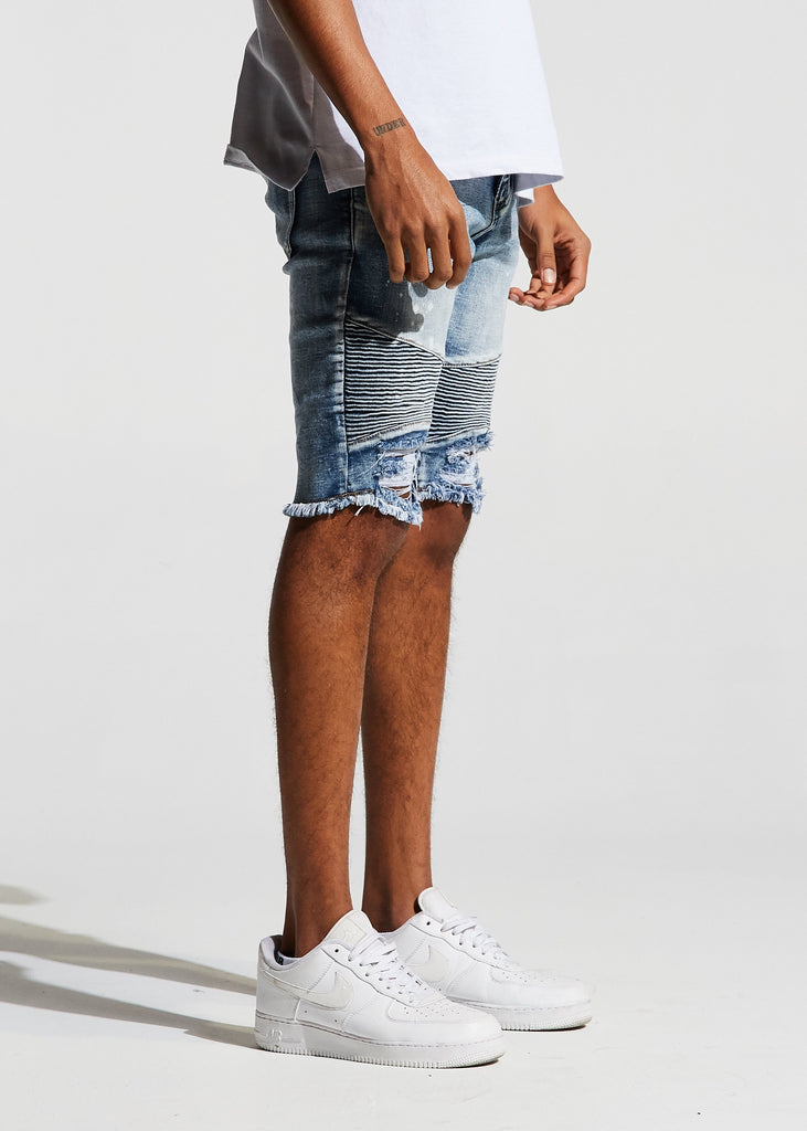 Skywalker Denim Shorts