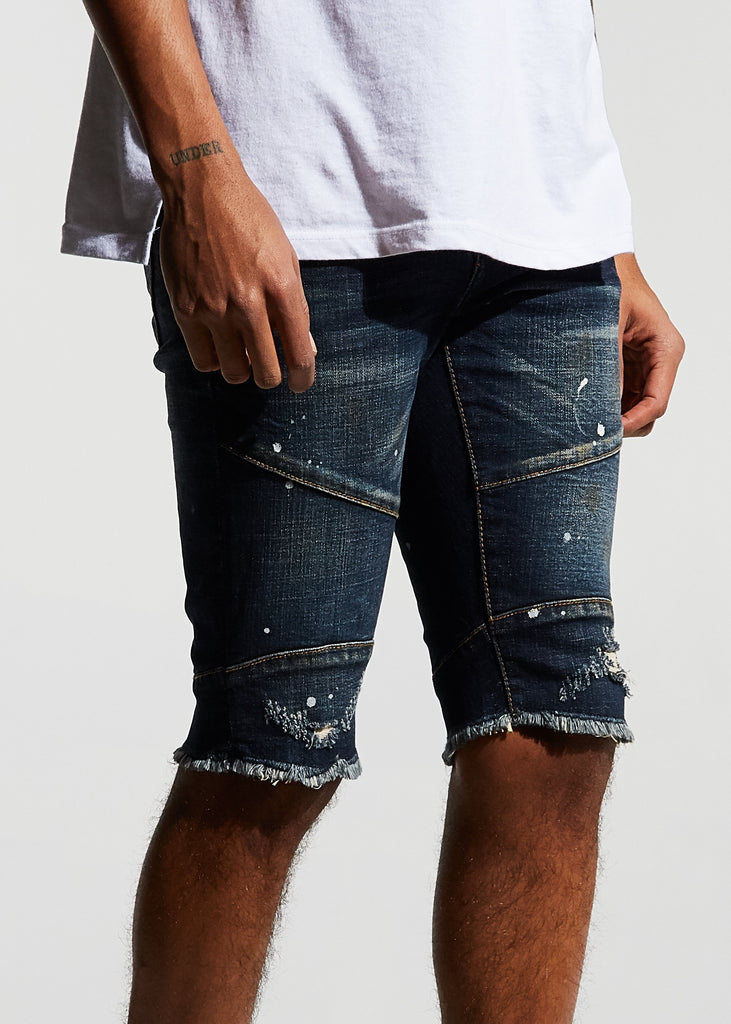 Montana Denim Shorts