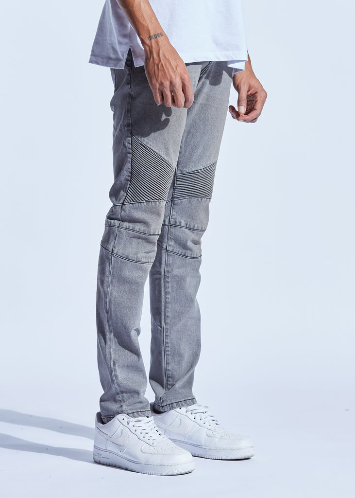 Skywalker Biker Denim (Grey)