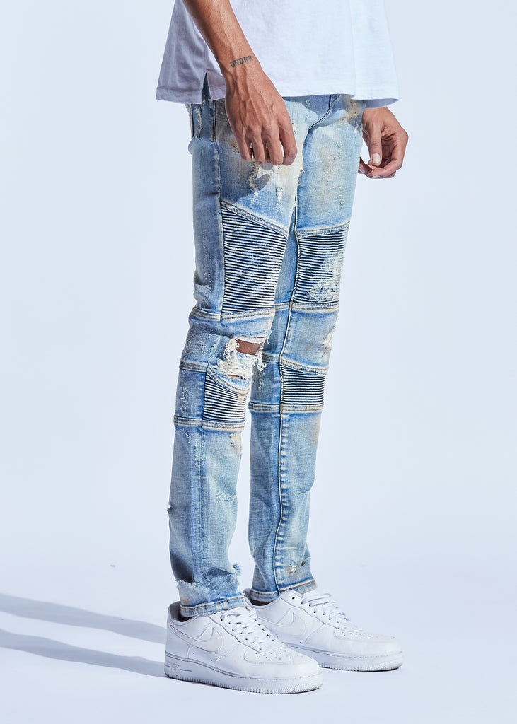 Bron Denim (Indigo Rust)