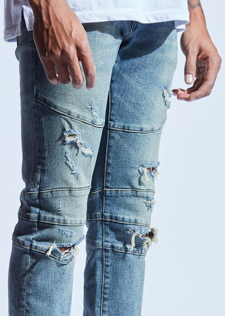 Montana Denim (Blue Crash)