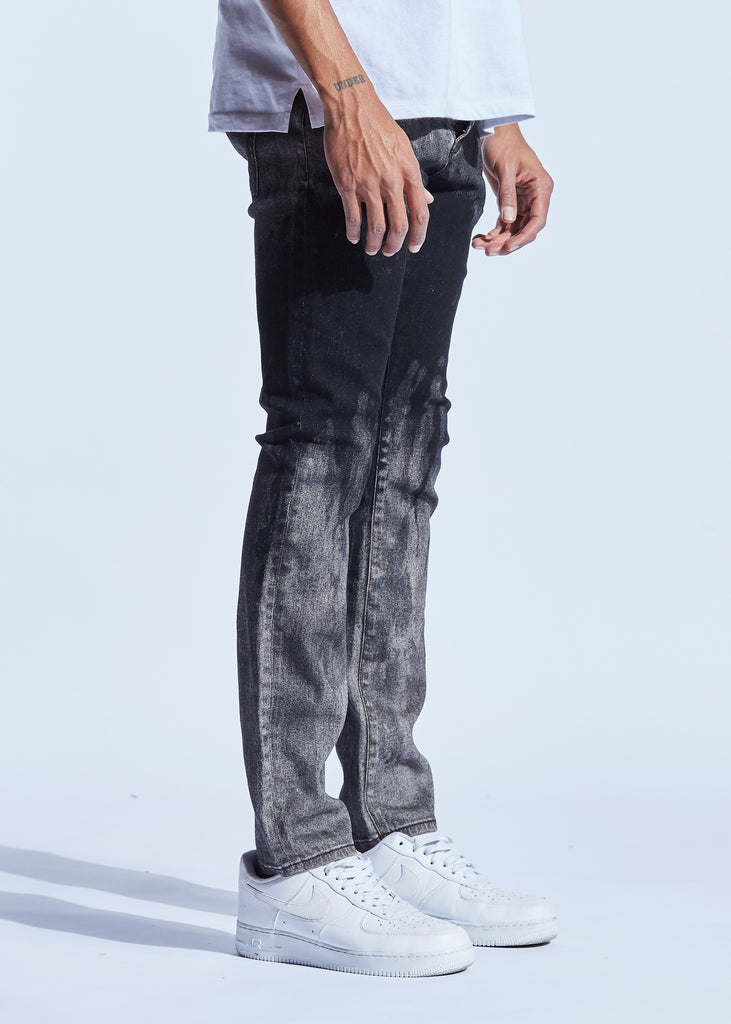 Atlantic Denim (Black/Grey)