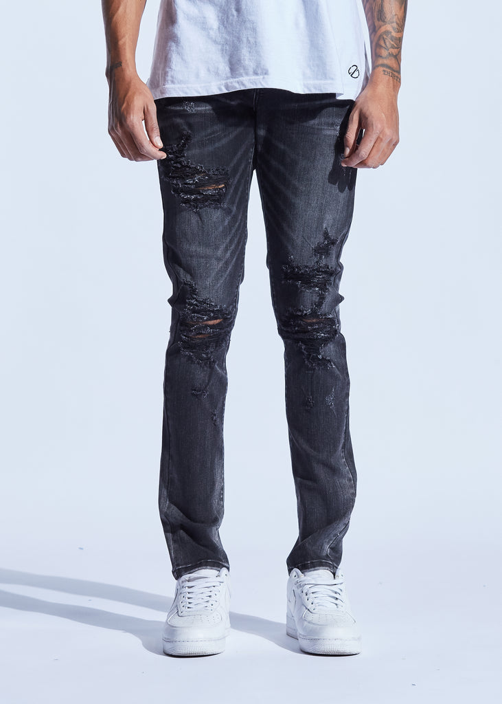 Atlantic Denim (Dark Grey)