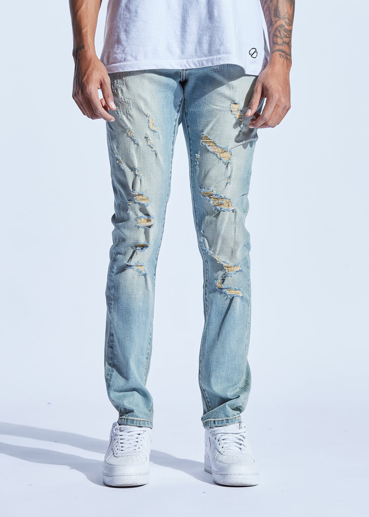 Atlantic Denim (Light Vintage)