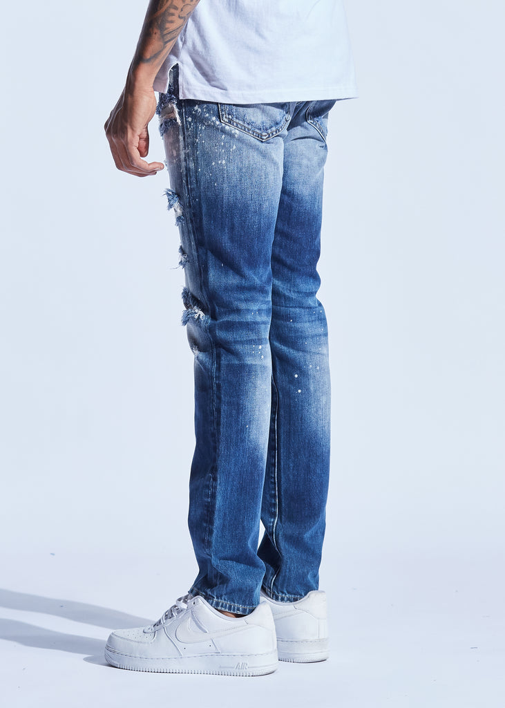 Atlantic Denim (Mid Blue)