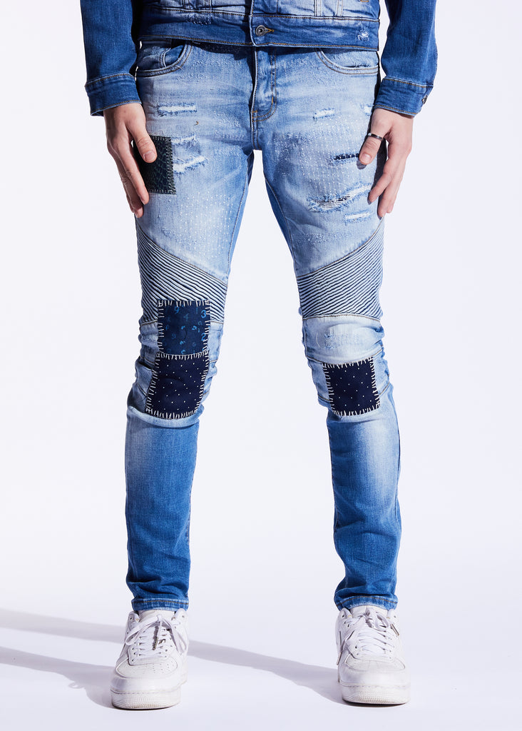 Skywalker Biker Denim (Restitched)