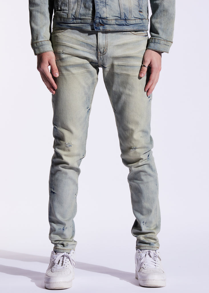 Atlantic Denim (Venice Blue Green)