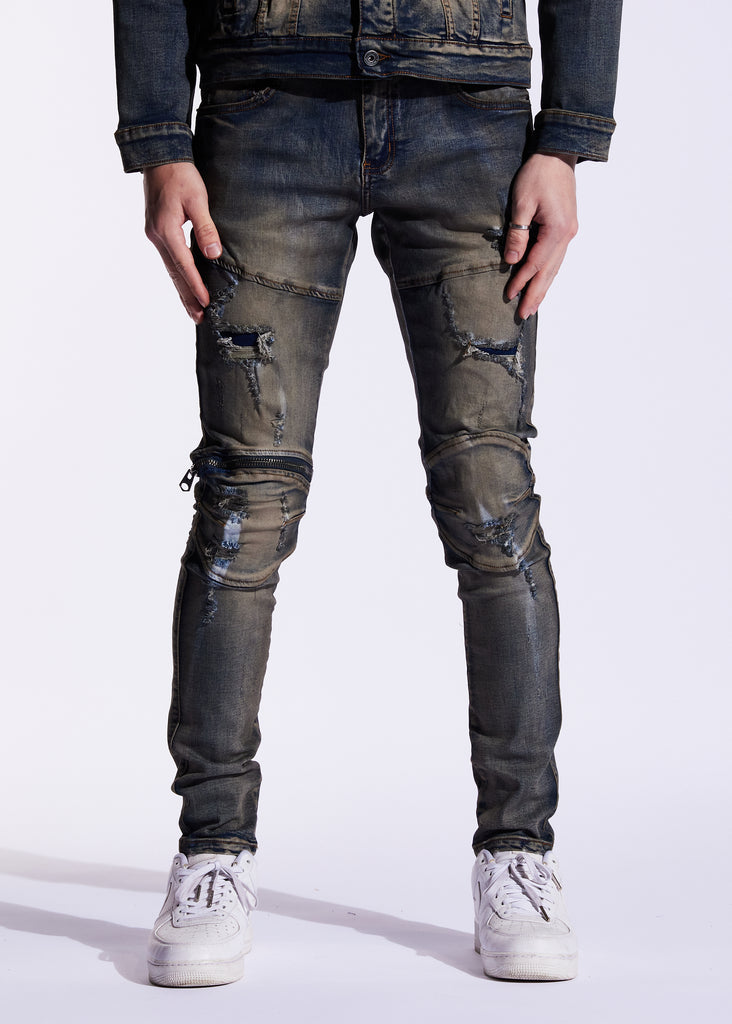 Bart Denim (Rust)
