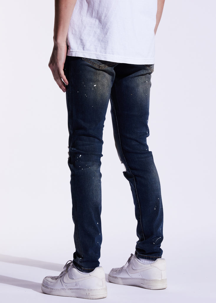 Atlantic Denim (Indigo Sand)