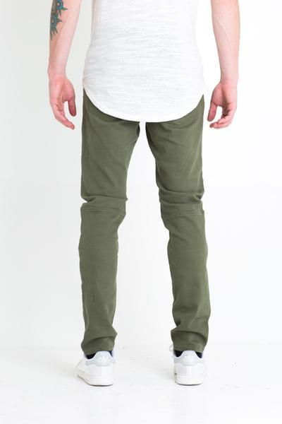 DARTH DENIM (OLIVE)