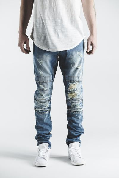 ALI DENIM (BLUE)