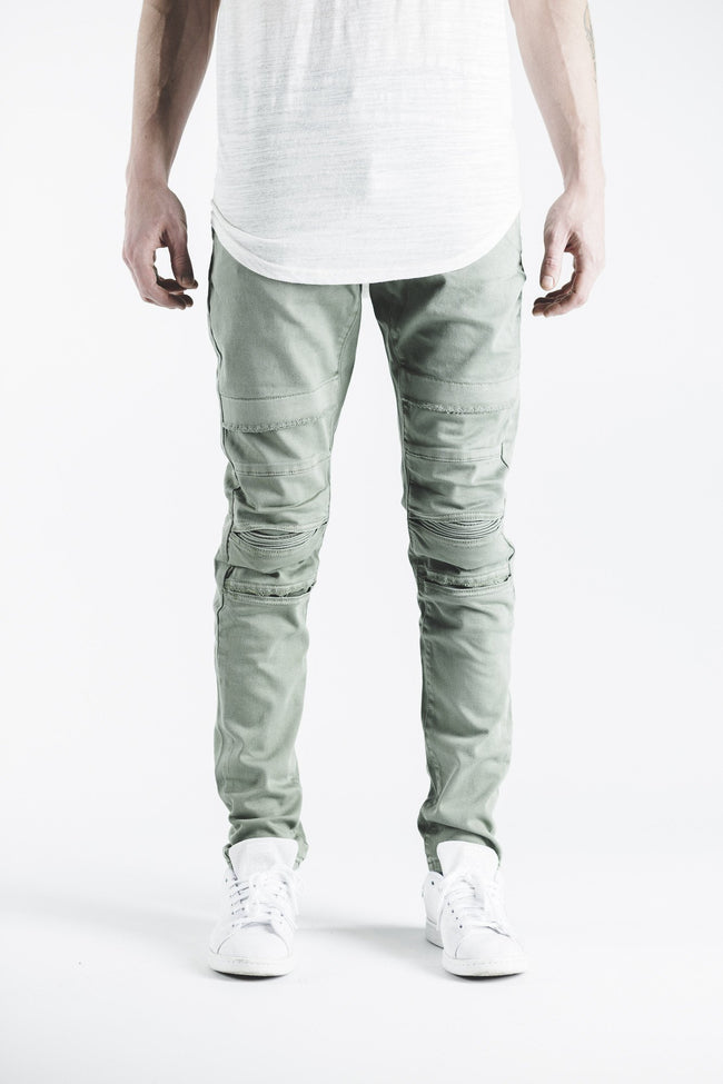 ALI DENIM (ARMY)