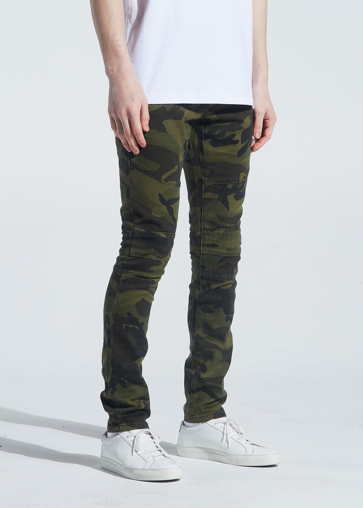 Montana Denim (Green Camo)