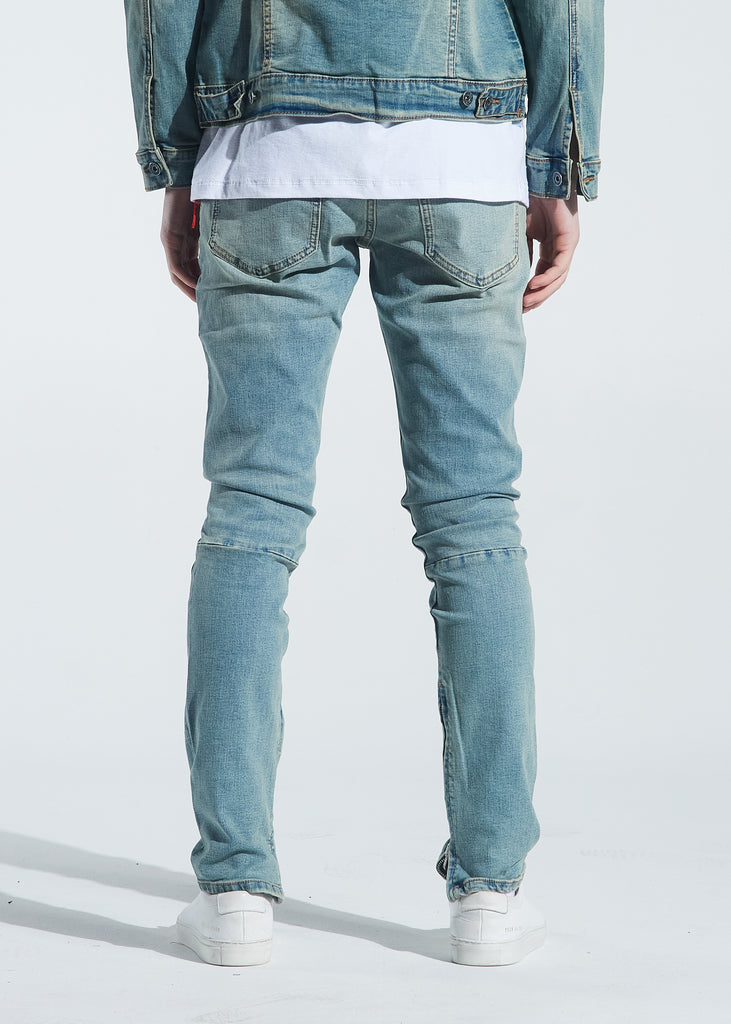 Pacific Denim (Dirty Indigo)
