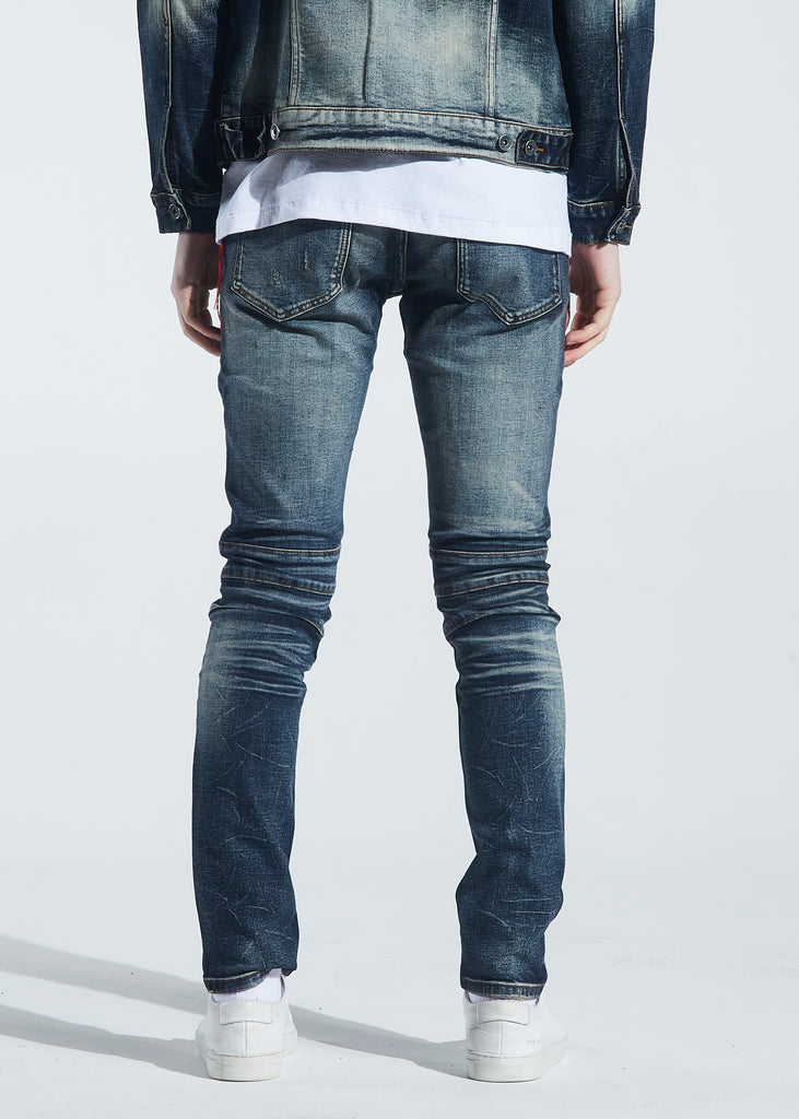 Montana Denim (Dark Indigo Fade)