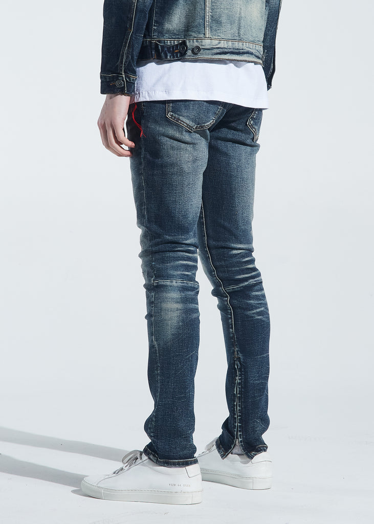Pacific Denim (Dark Indigo Fade)
