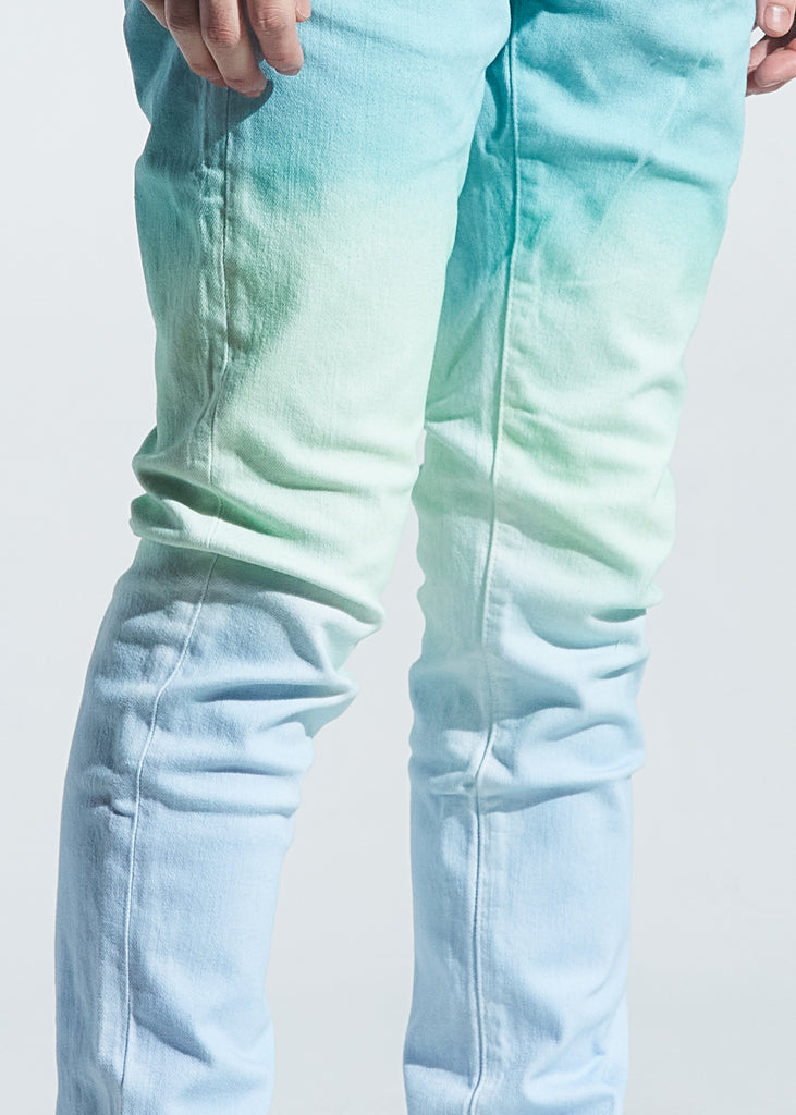 Pacific Denim (Aqua Marine)