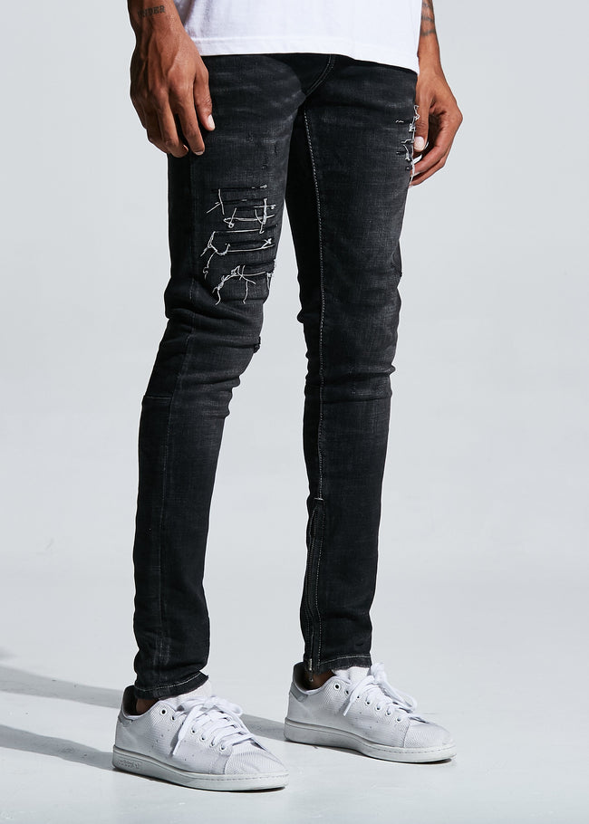Method Denim in Black