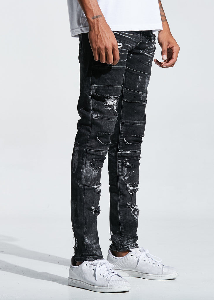 Stark Denim (Black Paint)