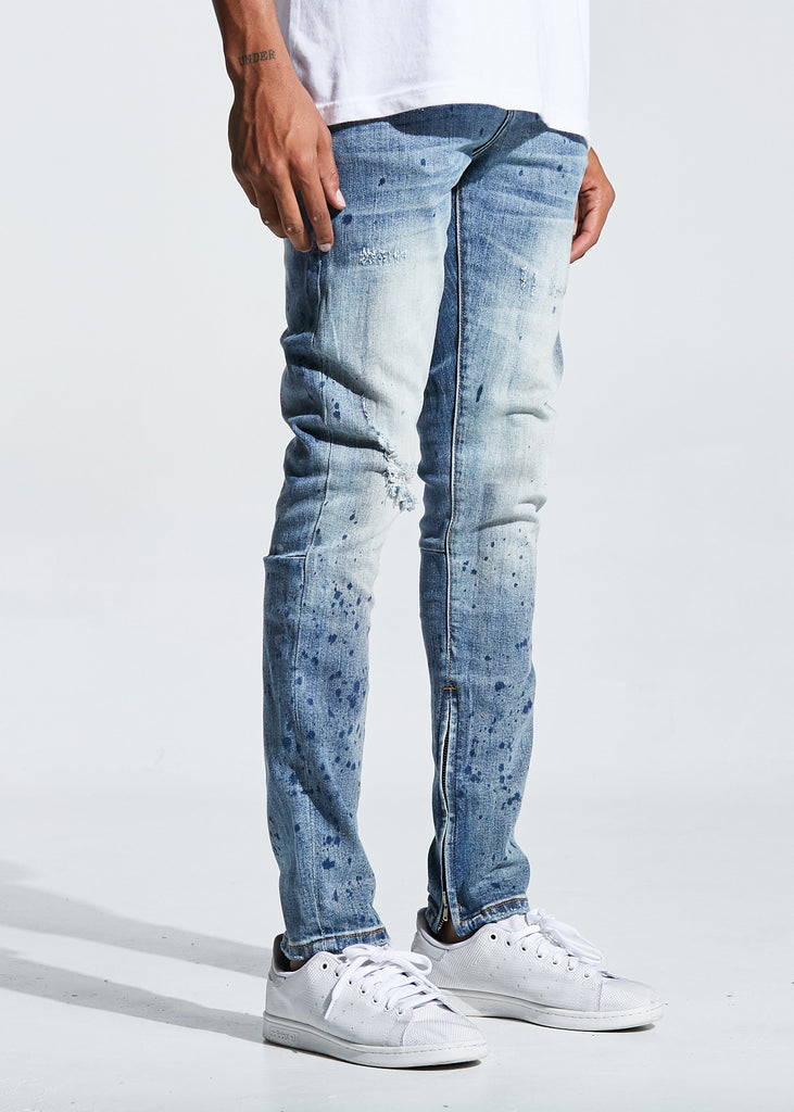 Pacific Denim (Blue)