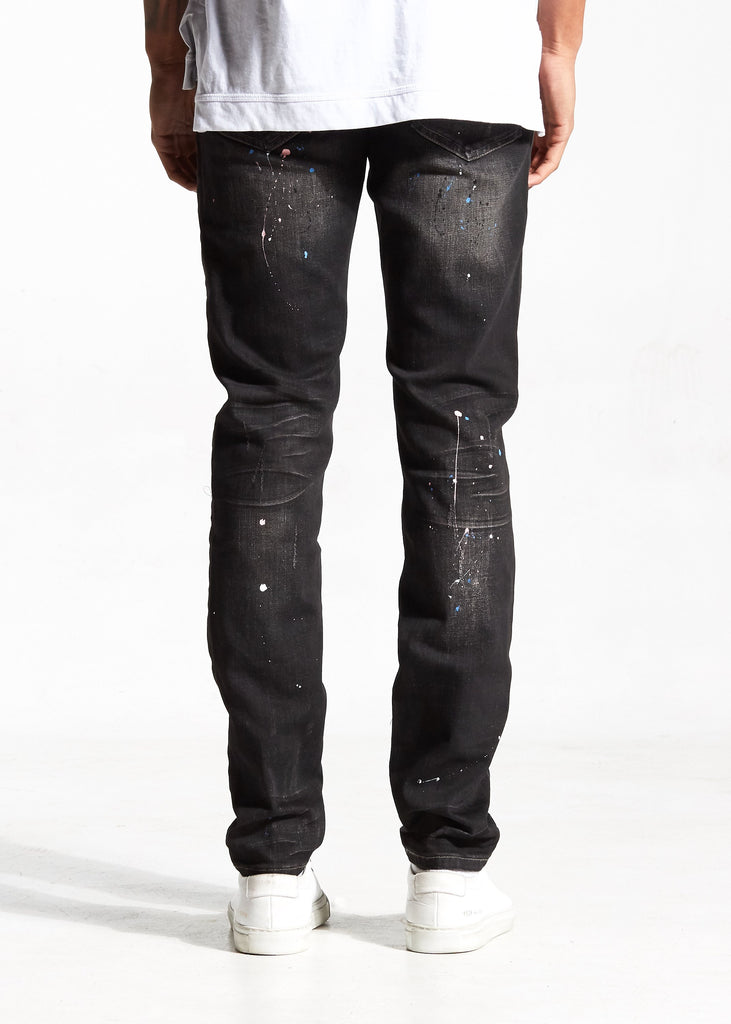 Atlantic Denim (Black Stone)